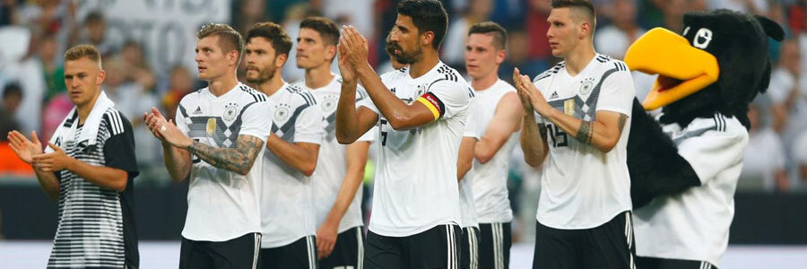 Germany vs Mexico 2018 World Cup Group F Betting Preview