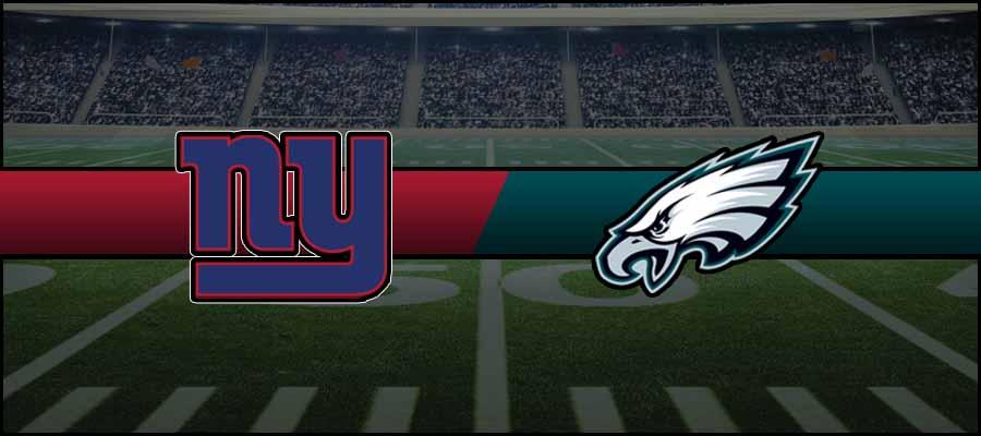 Giants vs Eagles Result NFL Score