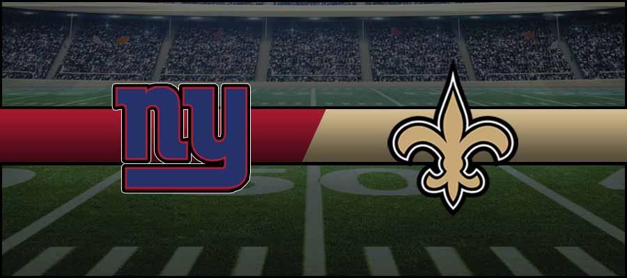 Giants vs Saints Result NFL Score