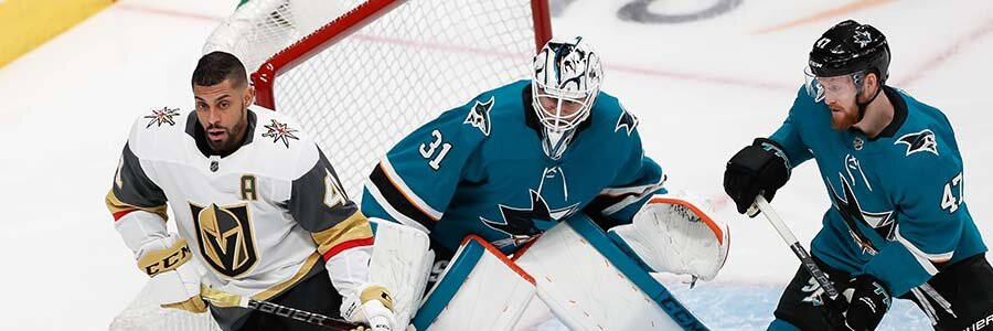 Golden Knights vs Sharks NHL Playoffs Game 5 Odds, Preview, and Pick