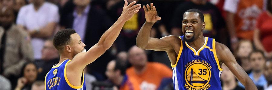 2019 NBA Finals Odds: Golden State Still Massive Favorite