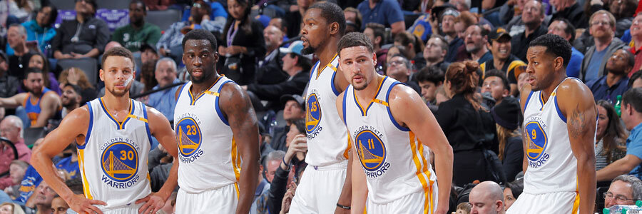 Are the Warriors a safe bet on Thursday?