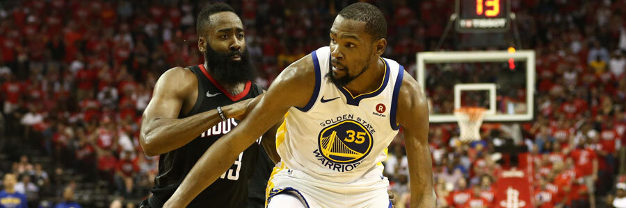 Are the Warriors a safe bet in the NBA lines for Game 4?