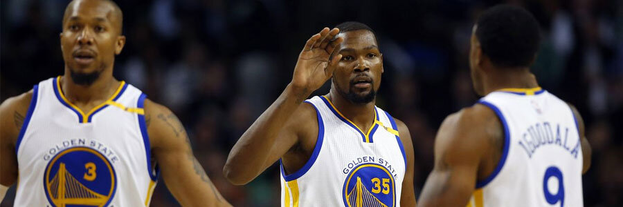 Are the Warriors a safe bet in the NBA lines?