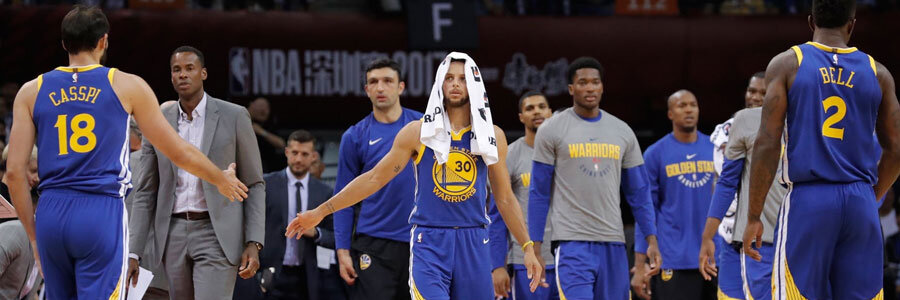 Are the Warriors a safe bet this week?