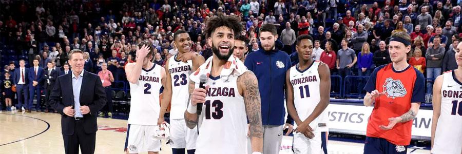 Gonzaga vs Pacific NCAAB Odds, Preview & Predictions