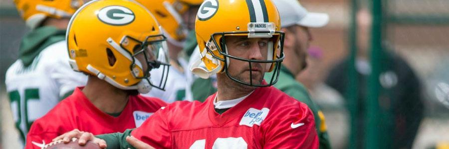 Green Bay Packers 2019 NFL Season Win/Loss Total Odds & Prediction
