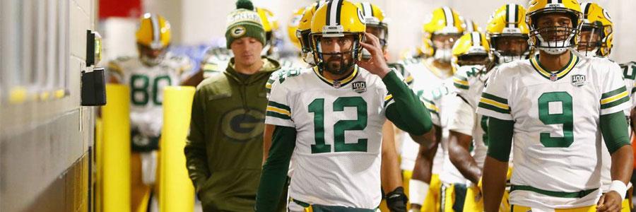 Green Bay Packers 2020 NFL Postseason Betting Prediction