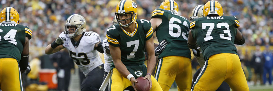 Are the Packers a safe bet in Week 9?