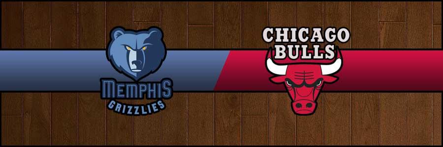 Grizzlies vs Bulls Result Basketball Score