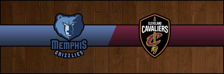 Grizzlies vs Cavaliers Result Basketball Score