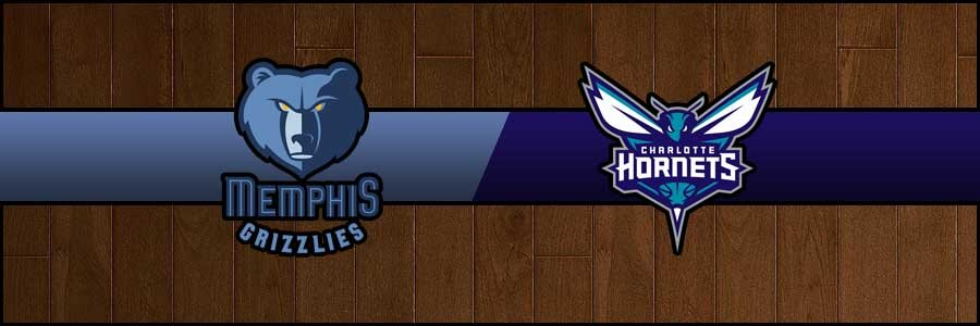 Grizzlies vs Hornets Result Basketball Score