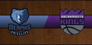 Grizzlies vs Kings Result Basketball Score