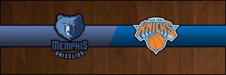 Grizzlies vs Knicks Result Basketball Score