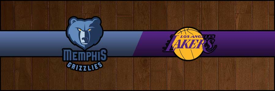Grizzlies vs Lakers Result Basketball Score