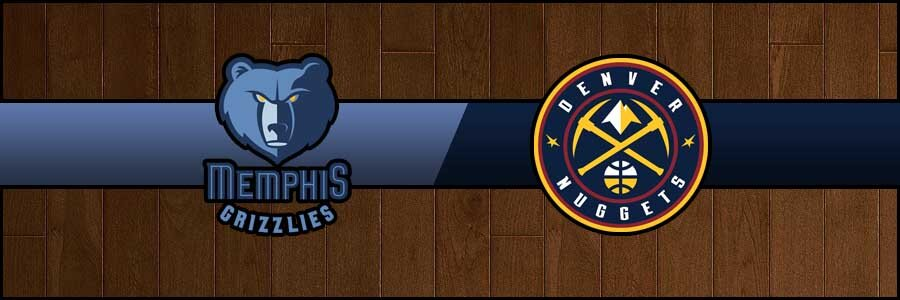 Grizzlies vs Nuggets Result Basketball Score