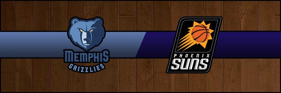 Grizzlies vs Suns Result Basketball Score