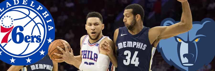 Grizzlies vs 76ers 2020 NBA Spread, Game Info & Expert Preview
