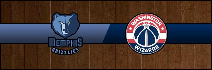 Grizzlies vs Wizards Result Basketball Score