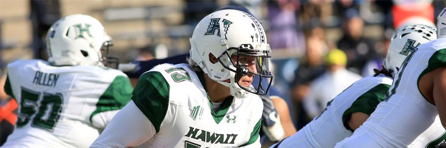 Hawaii vs Colorado State NCAAF Week 1 Odds & Game Preview