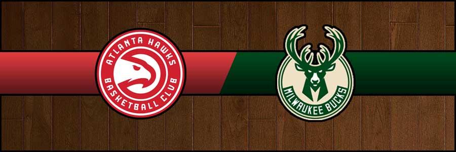 Hawks vs Bucks Result Basketball Score