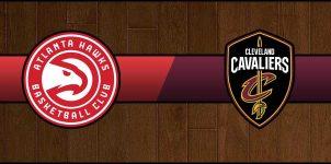 Hawks vs Cavaliers Result Basketball Score