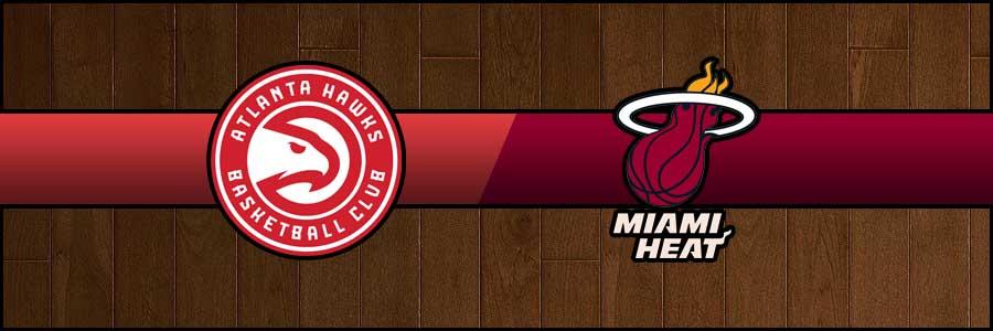 Hawks vs Heat Result Basketball Score