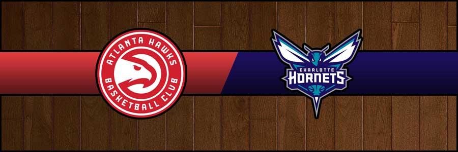 Hawks vs Hornets Result Basketball Score