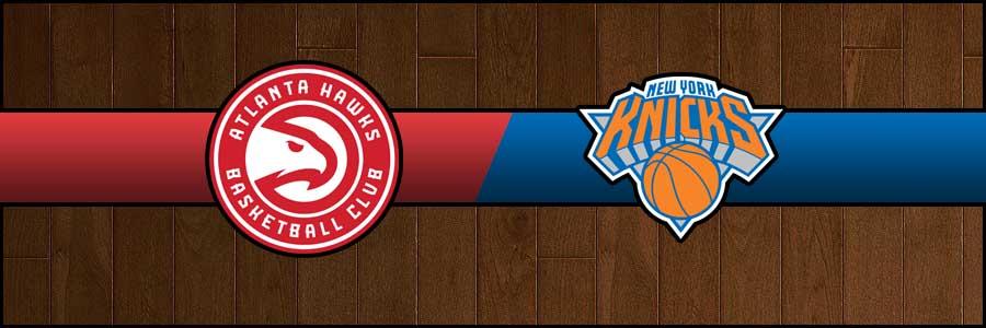 Hawks vs Knicks Result Basketball Score