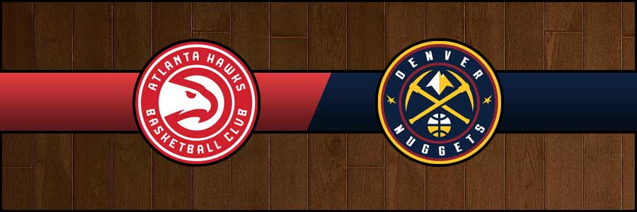 Hawks vs Nuggets Result Basketball Score