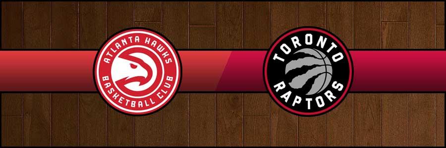 Hawks vs Raptors Result Basketball Score