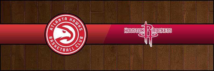 Hawks vs Rockets Result Basketball Score