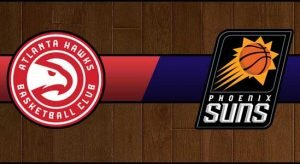 Hawks vs Suns Result Basketball Score