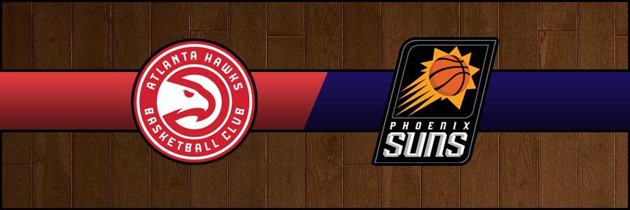 Hawks vs Suns Result Basketball Score