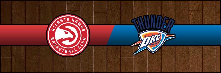 Hawks vs Thunder Result Basketball Score