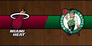 Heat vs Celtics Result Basketball Score