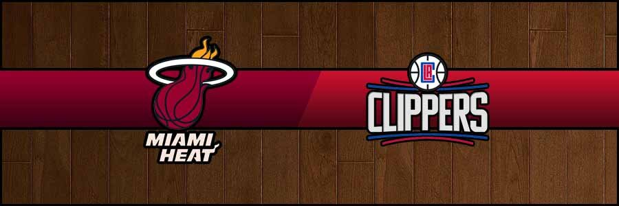 Heat vs Clippers Result Basketball Score