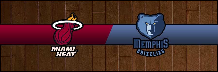 Heat vs Grizzlies Result Basketball Score