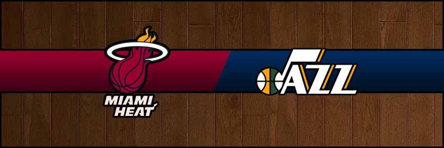 Heat vs Jazz Result Basketball Score