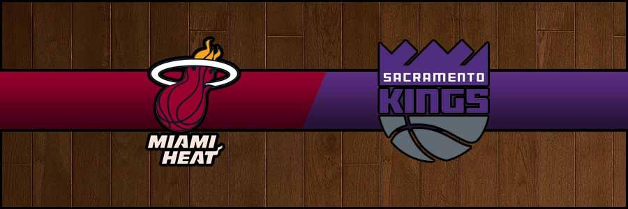 Heat vs Kings Result Basketball Score