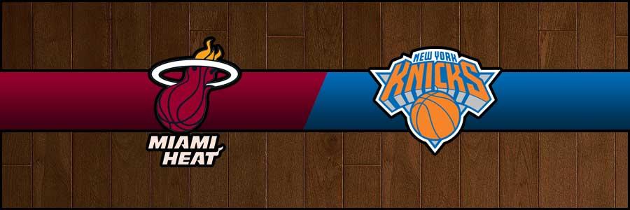 Heat vs Knicks Result Basketball Score