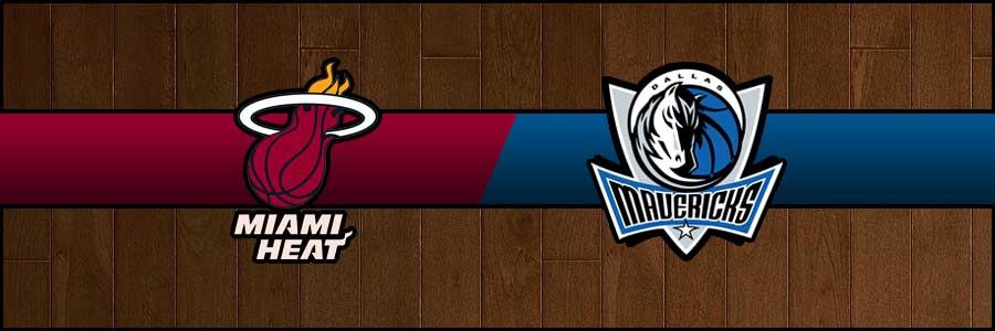 Heat vs Mavericks Result Basketball Score