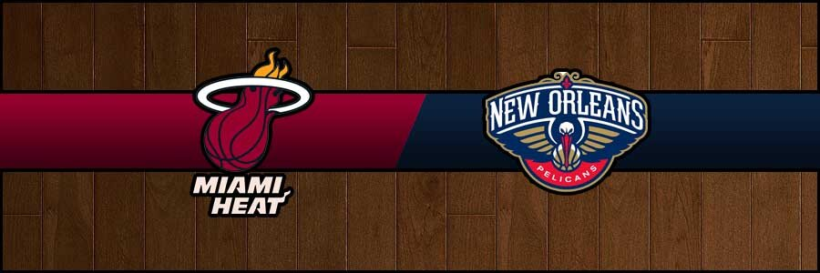 Heat vs Pelicans Result Basketball Score