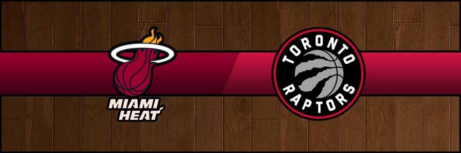 Heat vs Raptors Result Basketball Score