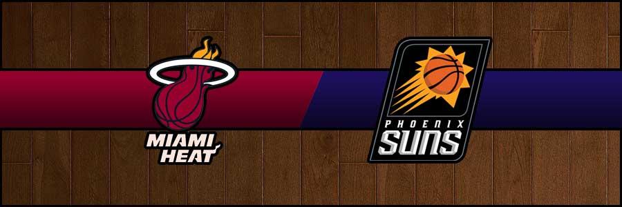Heat vs Suns Result Basketball Score
