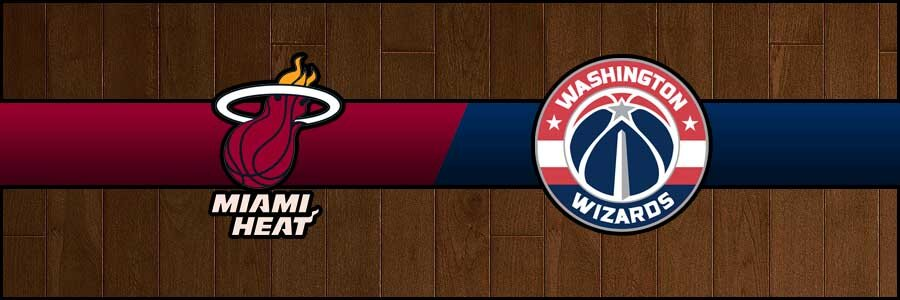 Heat vs Wizards Result Basketball Score