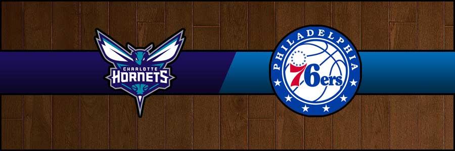 Hornets vs 76ers Result Basketball Score
