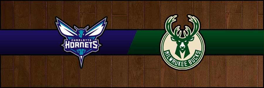Hornets vs Bucks Result Basketball Score
