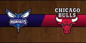 Hornets vs Bulls Result Basketball Score