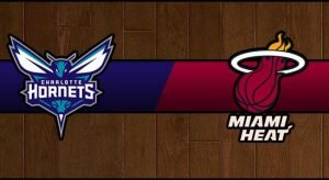 Hornets vs Heat Result Basketball Score